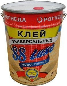 "Клей ""88-luxe"" (20л)  (ведро)"